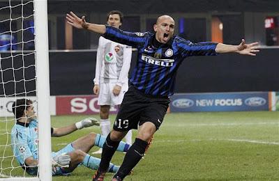 Inter Milan 1 - 2 CSKA Moscow (1)