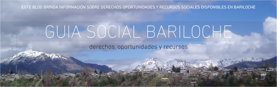 Guía Social Bariloche