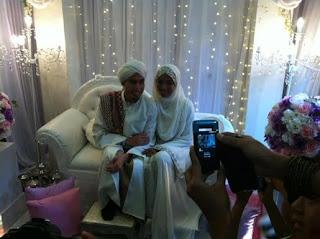 Gambar Majlis Penikahan Perkahwinan Persandingan Nikah