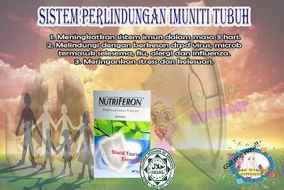 nutriferon dan batuk