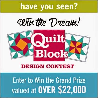 AccuQuilt Quilt block Contest