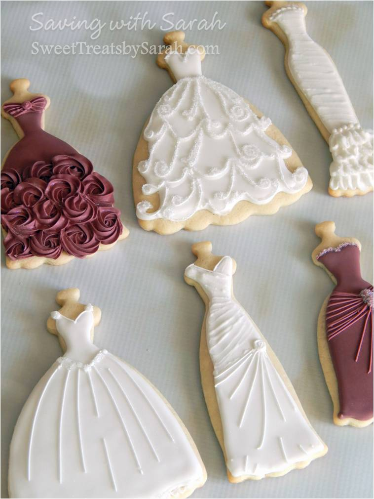 Beautiful Wedding Dress Cookie Cutters Ideas - Styles & Ideas 2018 ...