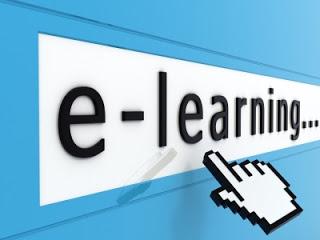 E-learning yaitu