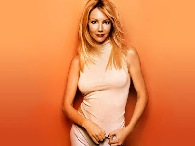 American Actress Heather Locklear Wallpaper