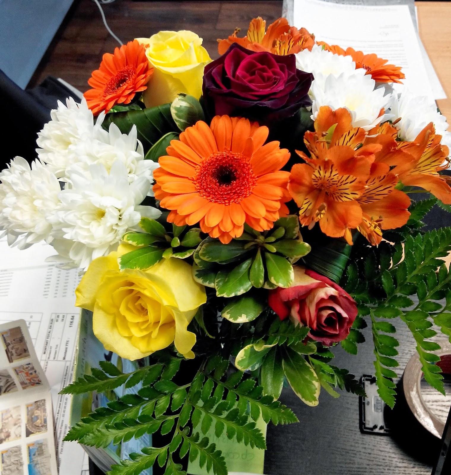 bouquet de fleurs, bullelodie