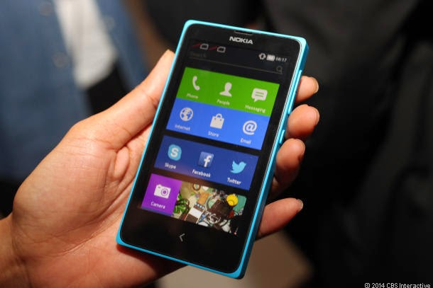 Harga Nokia X+ dan Spesifikasi Oktober 2014!