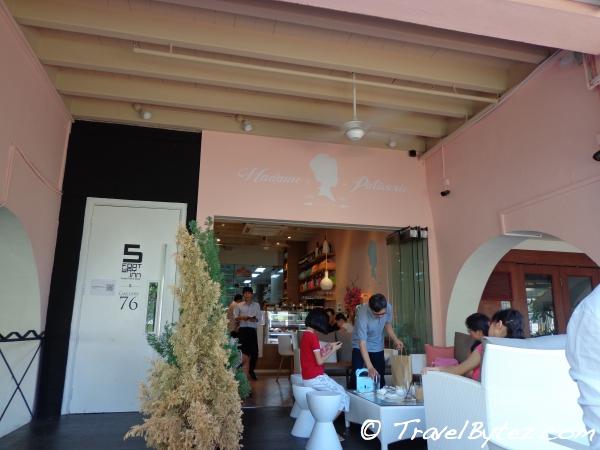 Cafe Madame Paris