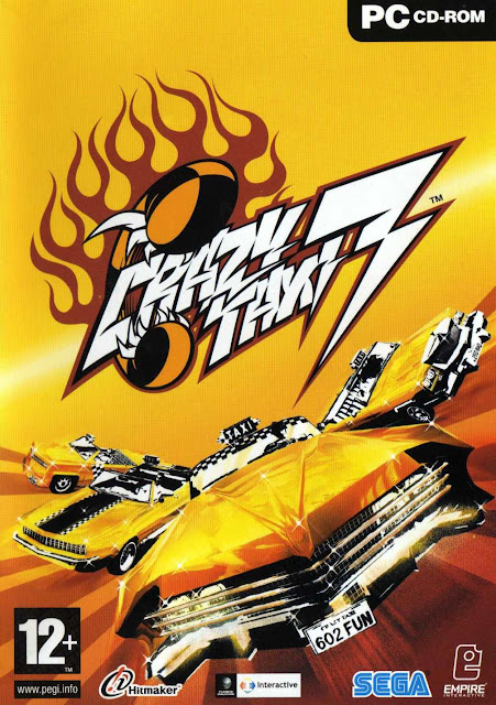 Crazy Taxi 3 PC