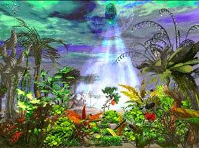 Cual era la ubicaci n exacta del ed n en donde estaba for Cancion en el jardin del eden