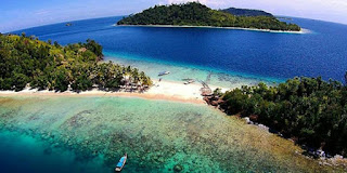 Tempat Wisata Pantai di Sumatera Barat
