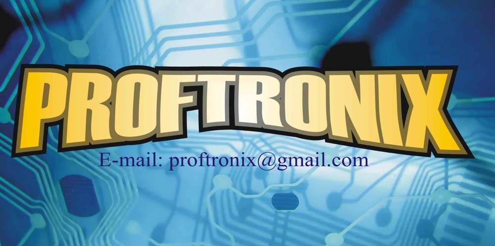 Prof  Tronix