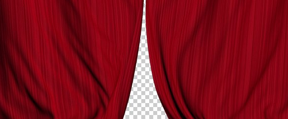 Realistic Red Curtains Closing - Motion Graphics (Videohive ...