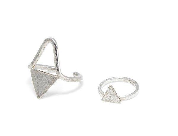 anillos triangles singularu
