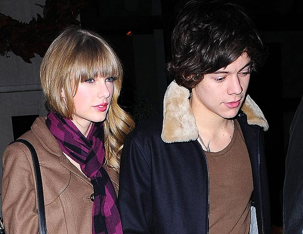 taylor swift and harry styles dating 2014 Harry styles revealed how it feels to be considered the inspiration for not one, but two songs on taylor swift's 1989 album.