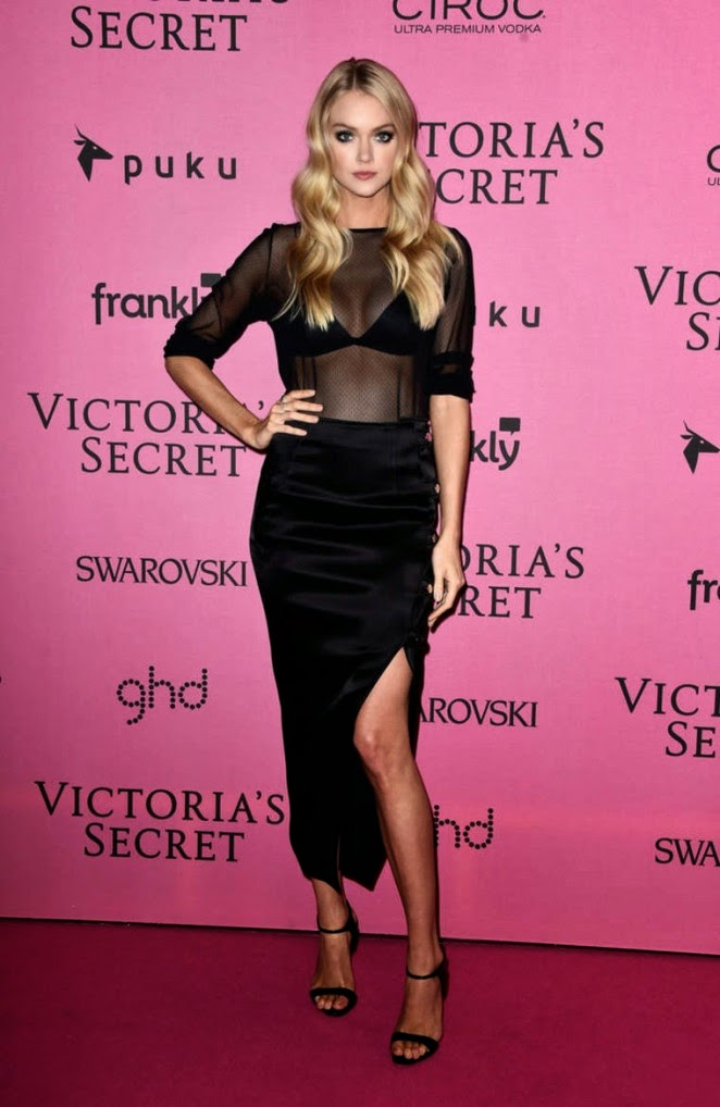 Lindsay Ellingson – Victoria's Secret Fashion Show After Party in London