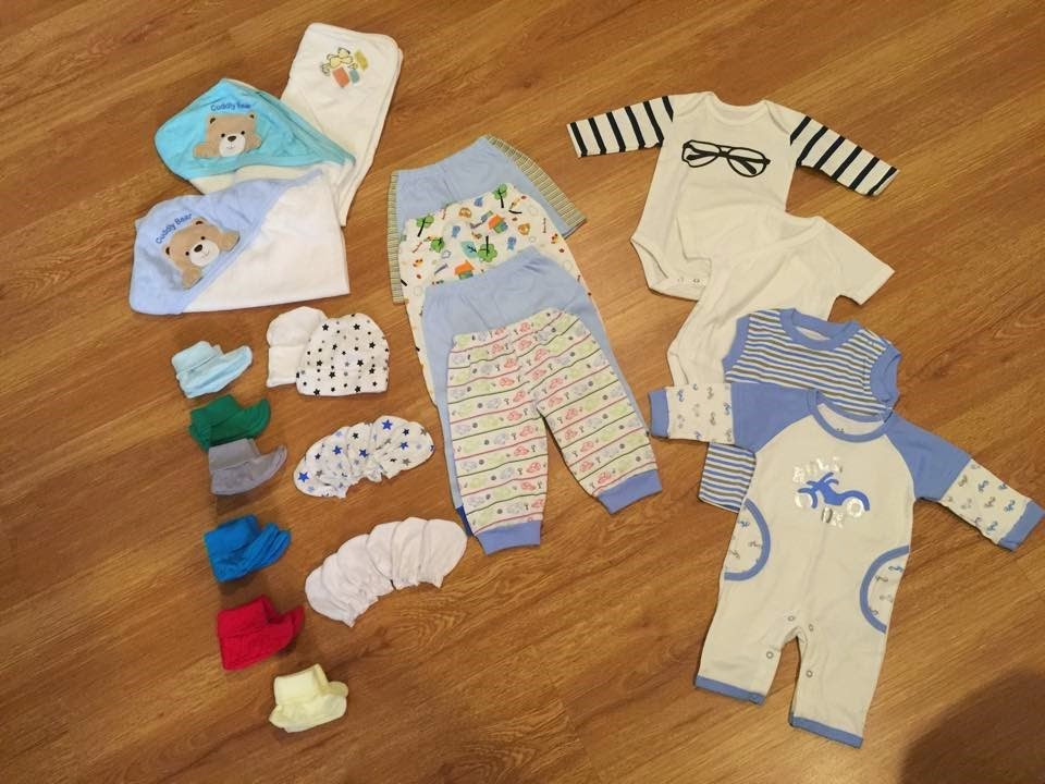 Carmelalala Secret Baby Shopping Haven Hello Baby Garments