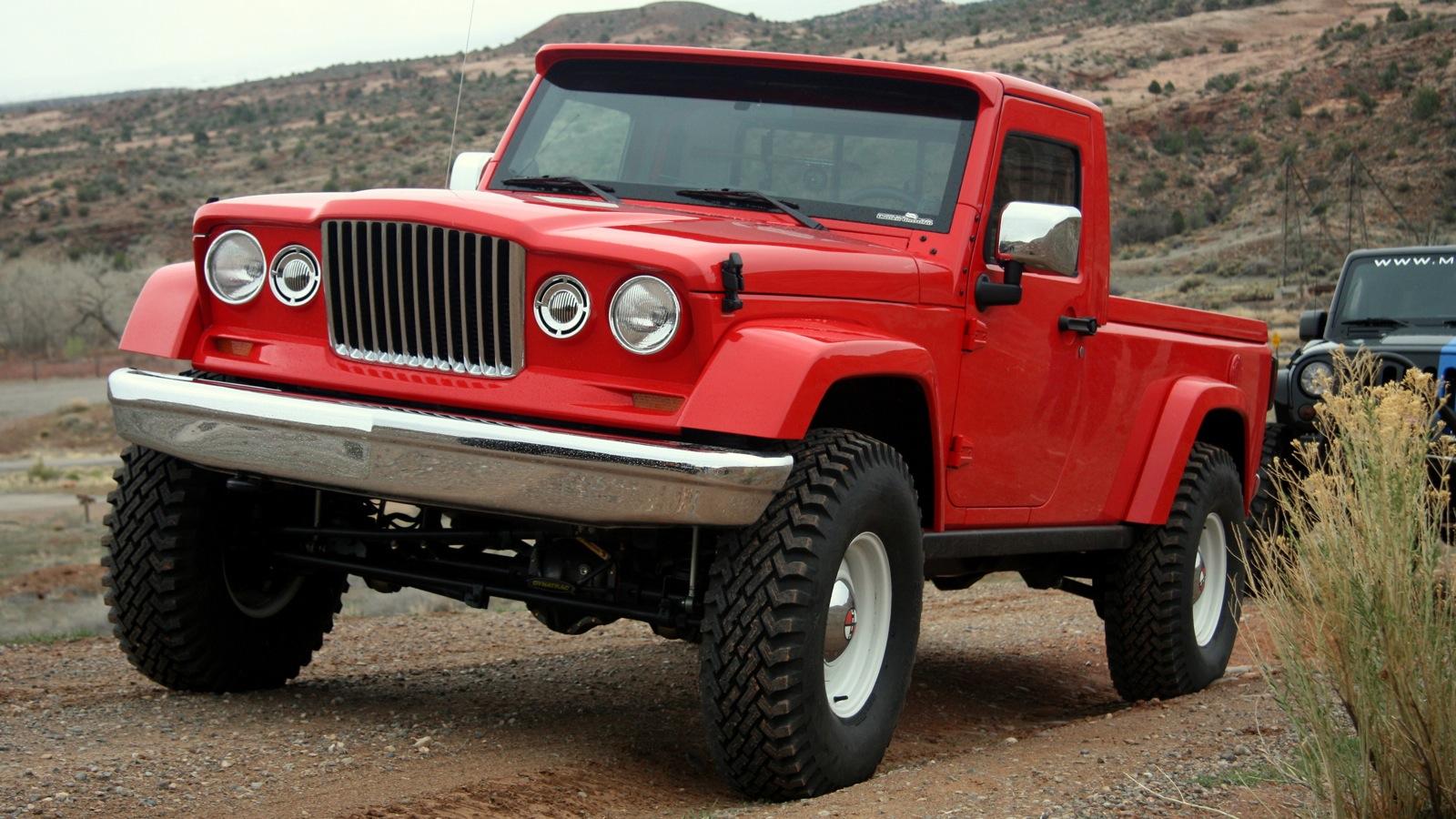 Jeep S Garage Jeep J12 Concept Primeiras Impress 245 Es