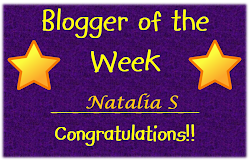 Blogger of the Week 5
