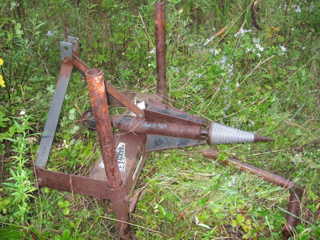 Auger Wood Splitter4