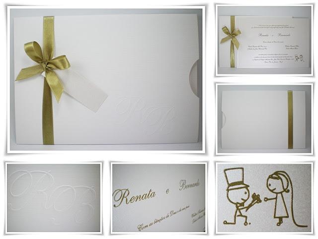 Casamento de Renata e Bernardo, Modelo Daniela 120.