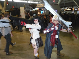 Devil May Cry PAX Cosplay