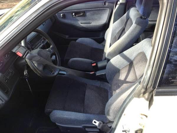 Acura Integra Interior on 1994 Acura Integra Interior