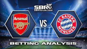 Prediksi Hasil Skor Arsenal Vs Bayern Munchen