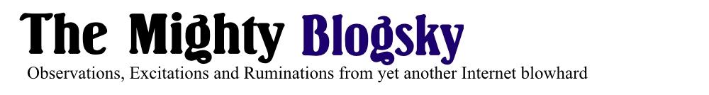 The Mighty Blogsky