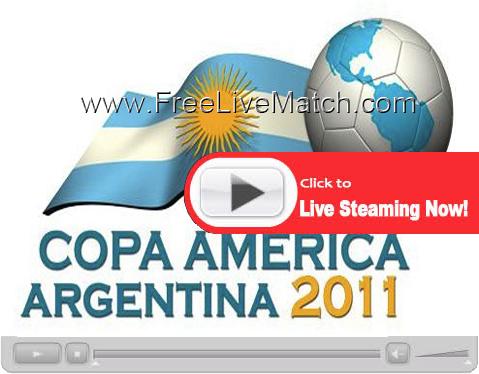 Venezuela vs Paraguay live stream