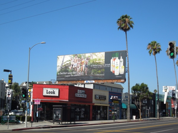 Vita Frute Cocktails billboard
