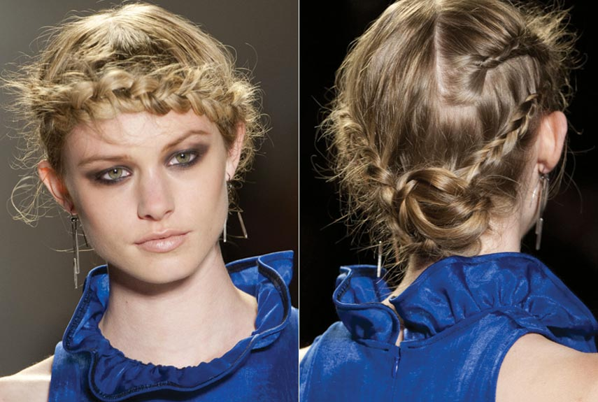 Spring Summer 2013 Hair Trends