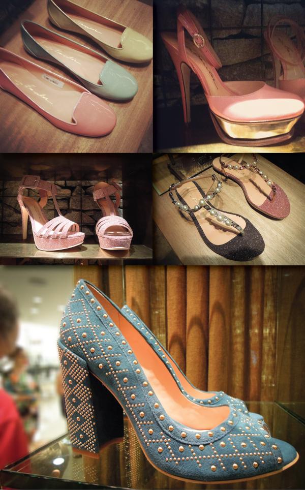 lançamento coleção de verao calçados luiza barcellos