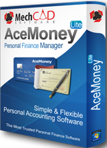 MechCad Software AceMoney v4.30 with Serial Keys Full Version