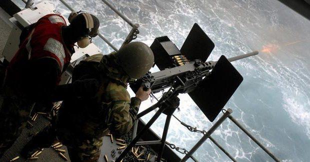 """Οι Αμερικανοί στέλνουν πλοίο στο Αιγαίο και κάτι """"ψήνουν"""" με τους Τούρκους"""