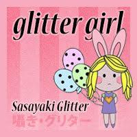 Guest Art Designer for Sasayaki Glitter!