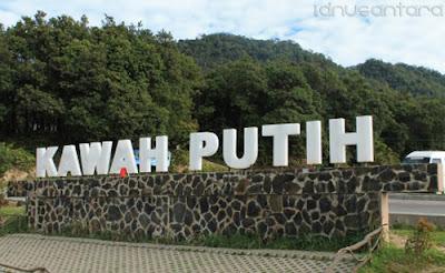 Wisata Kawah Putih Bandung, Jawa Barat