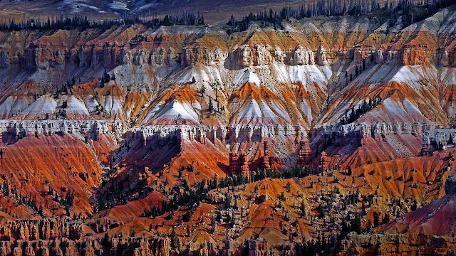 Cedar Breaks National Monument, Utah (© David Pinzer Photography/Corbis) 629