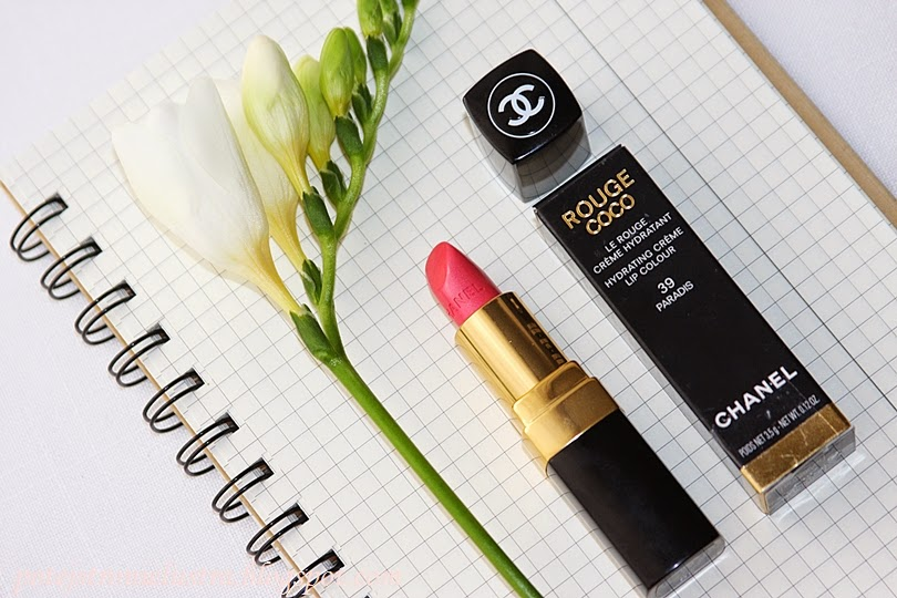 Chanel Rouge Coco 39 Paradis
