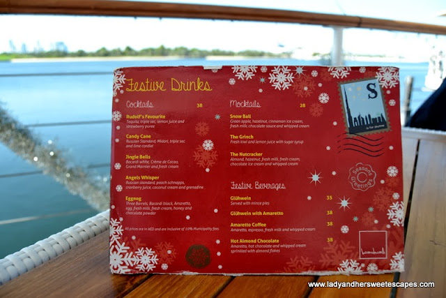 Boardwalk's Festive Drinks