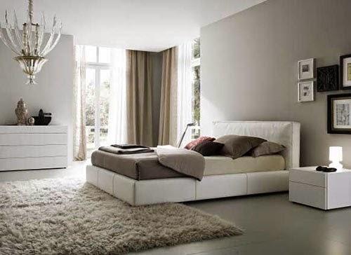 inspiratie slaapkamers: hotel gevoel creëeren in jou slaapkamer, Deco ideeën
