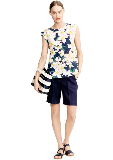 JCrew夏天衣服