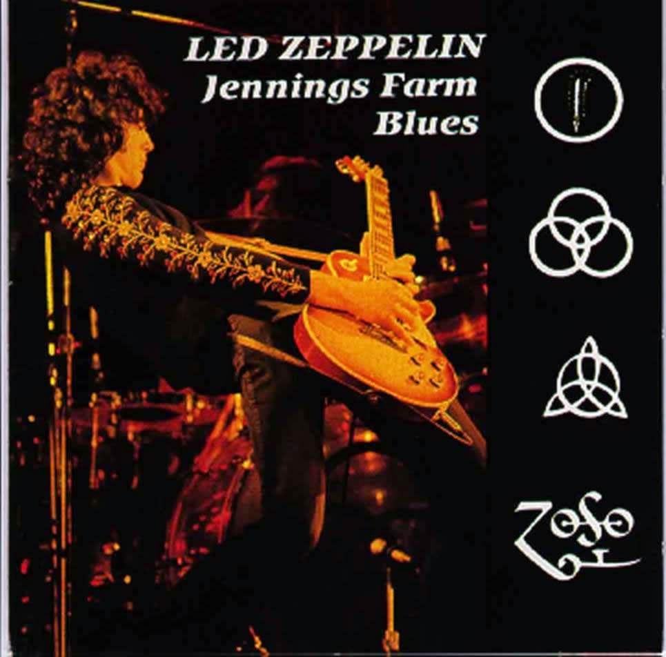 Plumdusty s page pink floyd 1975 06 12 spectrum theater philadelphia - Led Zeppelin Jennings Farm Blues