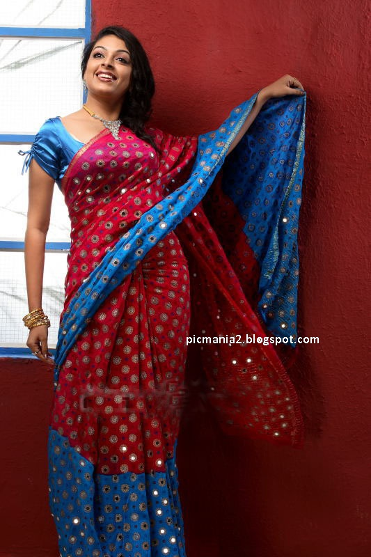 Radhika hot Saree Pics