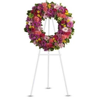 Send A Funeral Wreath