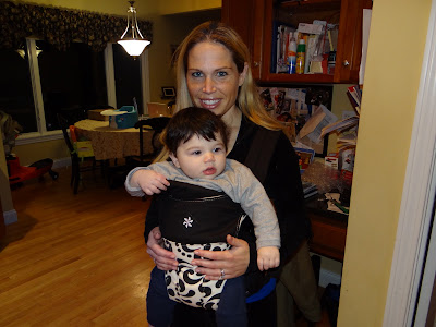 Belle Baby Carrier Review and Giveaway!!!