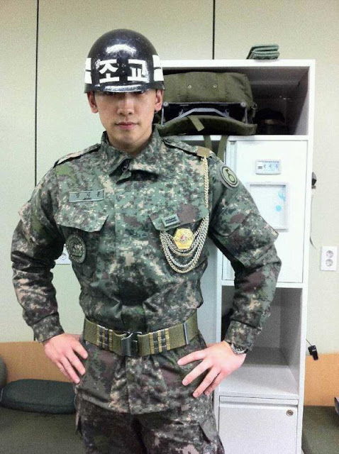 Rain jung ji hoon asst training officer