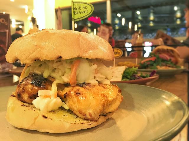 Nando's Singapore - Nandoca's Choice Burger