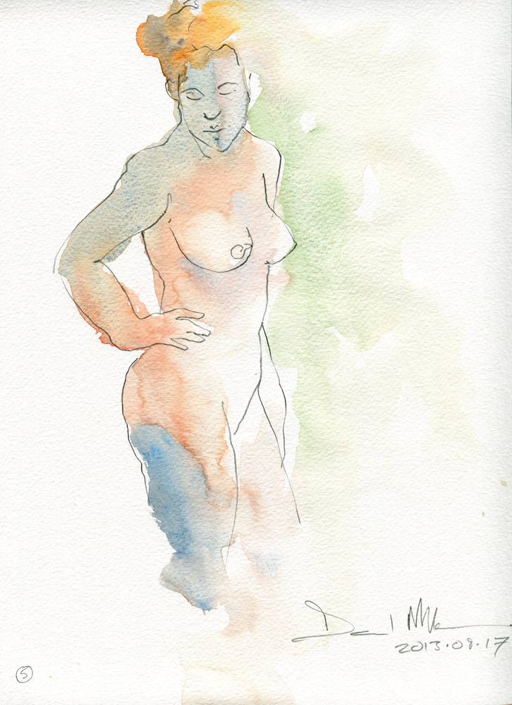 Nude by David Meldrum 20130917