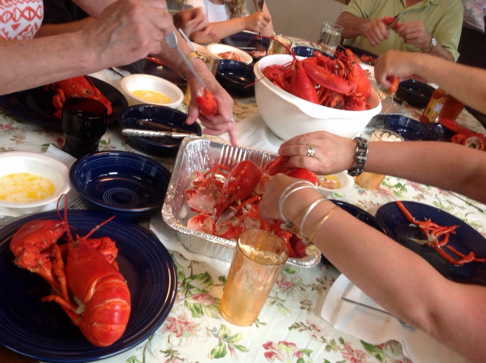 A Couple in the Kitchen: For the Love of Lobster