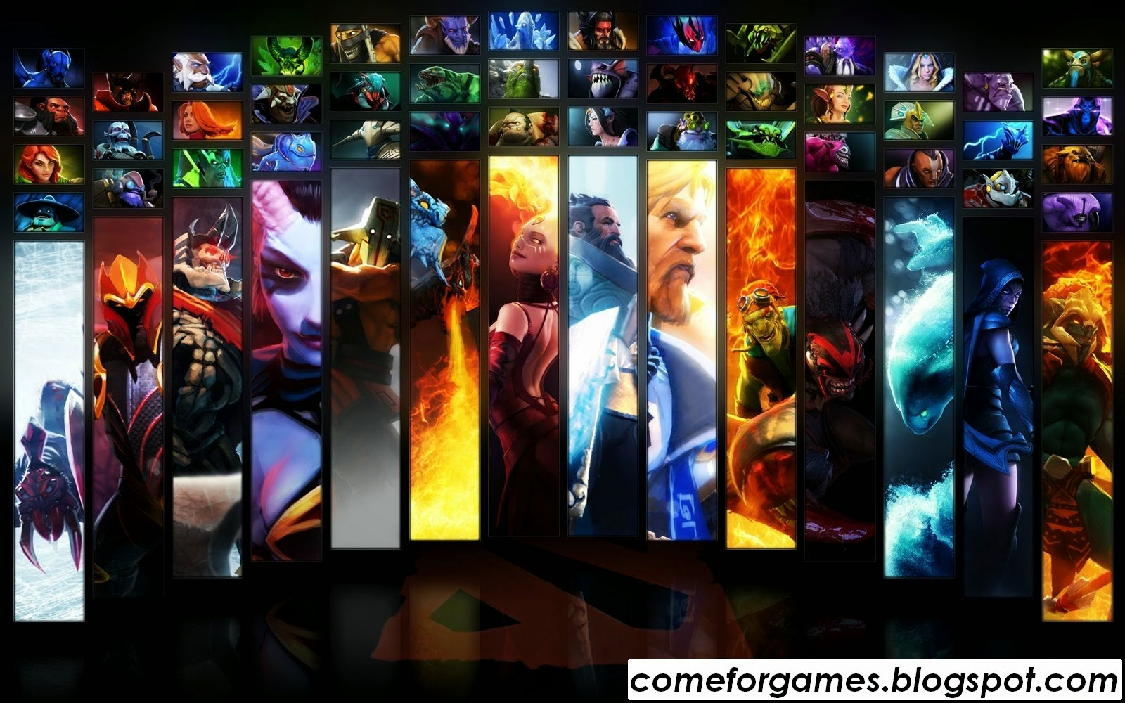 how to play dota 1 online
